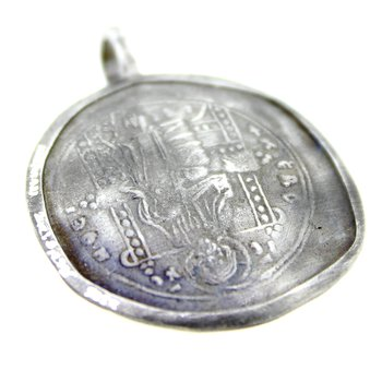 Ancient Coin Style Pendant