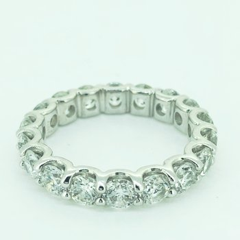 3.35ctw Diamond Eternity Band