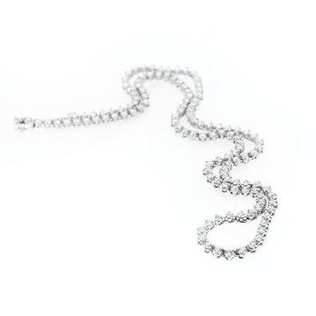 6.00ctw Diamond Tennis Necklace