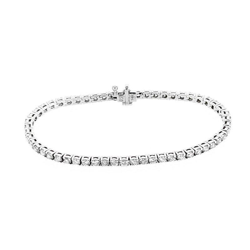 Decor Diamond Tennis Bracelet
