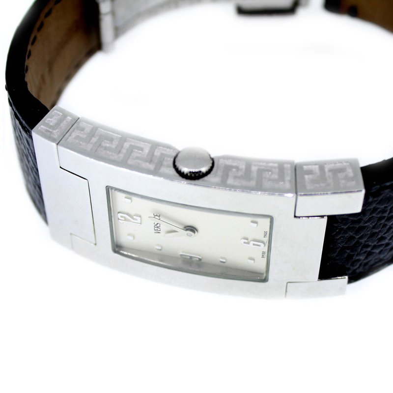 Versace Versace Watch with Greek Key Design