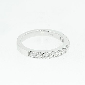 .62ctw Diamond Wedding Band