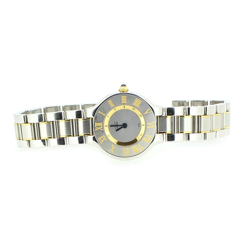 Cartier Two Tone Ladies