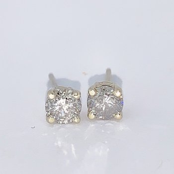 .90ct Diamond Stud Earrings