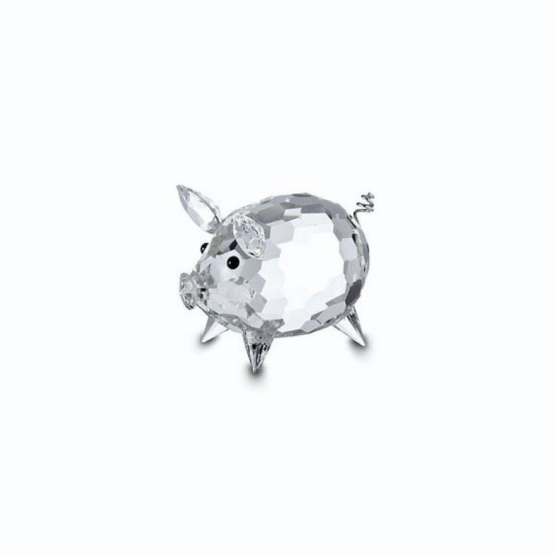 Swarovski Medium Pig