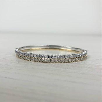 1ctw Flexible Diamond Bracelet