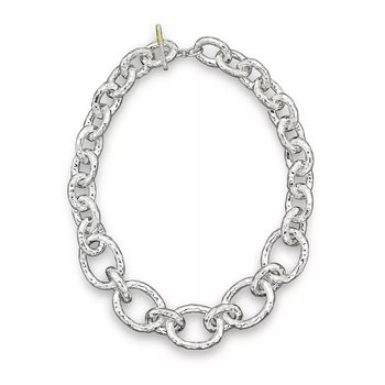 Bastille Chain Link Necklace