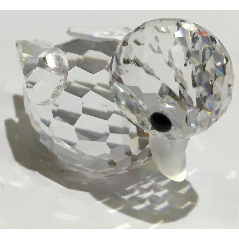 Swarovski Mini Swimming Duck