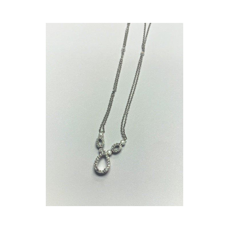 Decor Pear Diamond Pendant Mounting