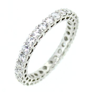 1.45ctw Diamond Eternity Band