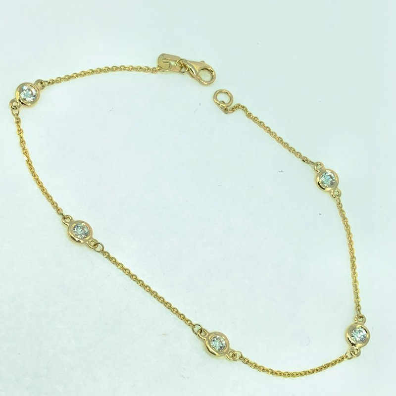 Decor Diamonds By the Yard Bracelet