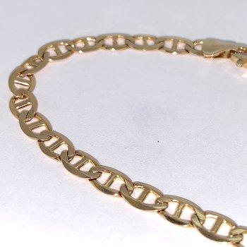 Gucci Gold Link Bracelet
