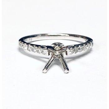.33CT Diamond Ring Mounting