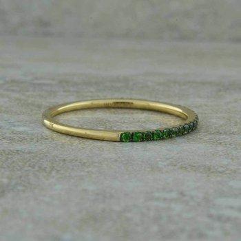 Green Garnet Band