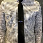 LECOM Tie Bar Clip - Enamel