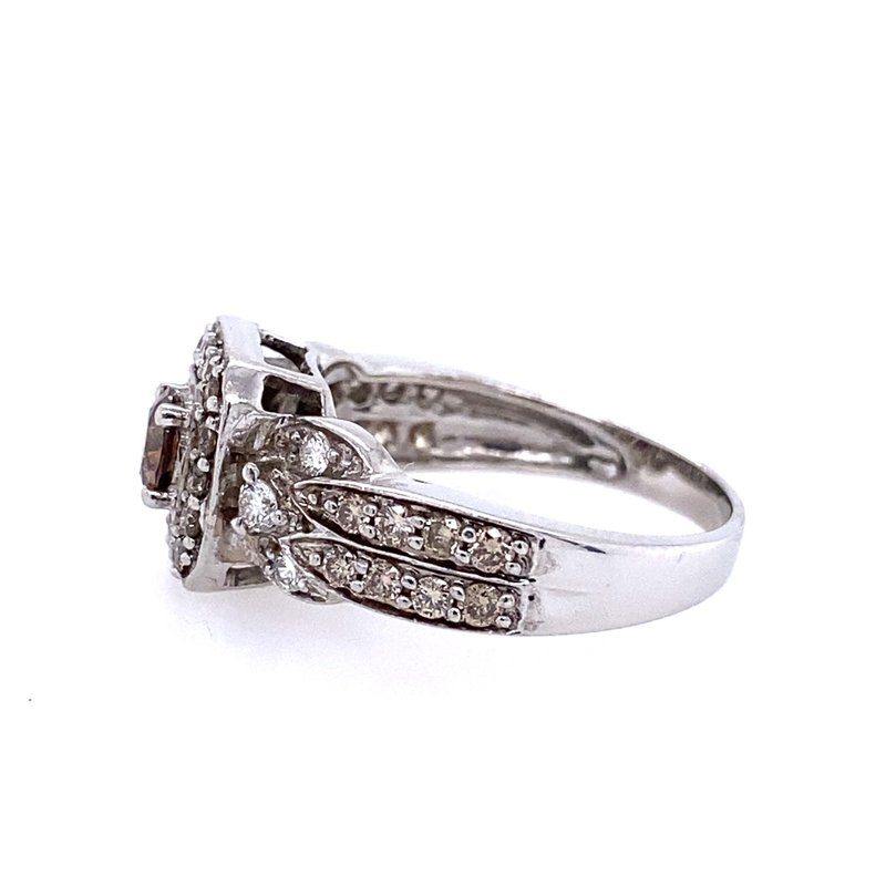 B&C Estate Collection Le Vian Halo Ring