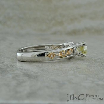 Simon G Vintage Inspired Ring