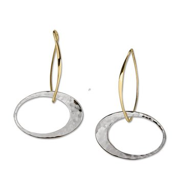 Elliptical Elegance Earrings