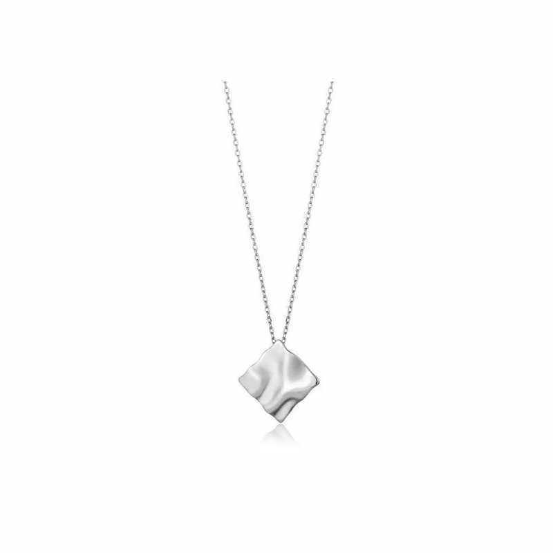 Ania Haie Crush Square Necklace
