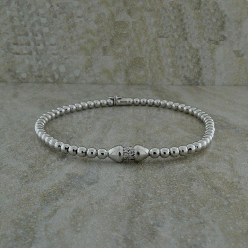 Hulchi Belluni Diamond Expansion Bracelet
