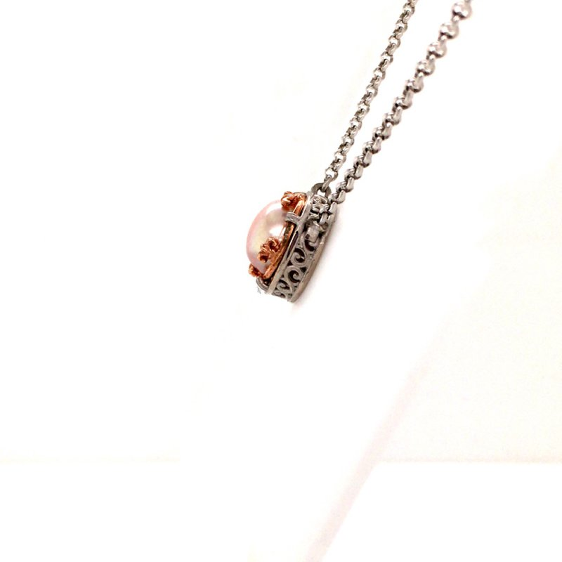 Anatoli Jewelry Pink Pearl Pendant