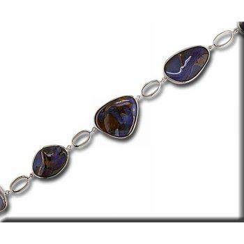 Australian Opal Doublet Bracelet