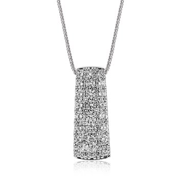 Luxurious Diamond Pendant