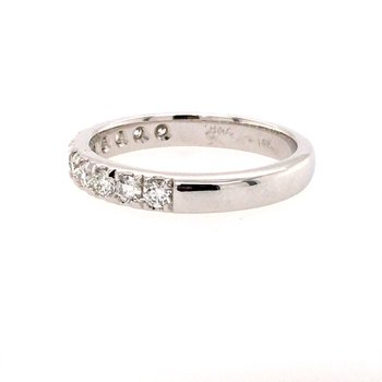 1/2 Carat Diamond Band