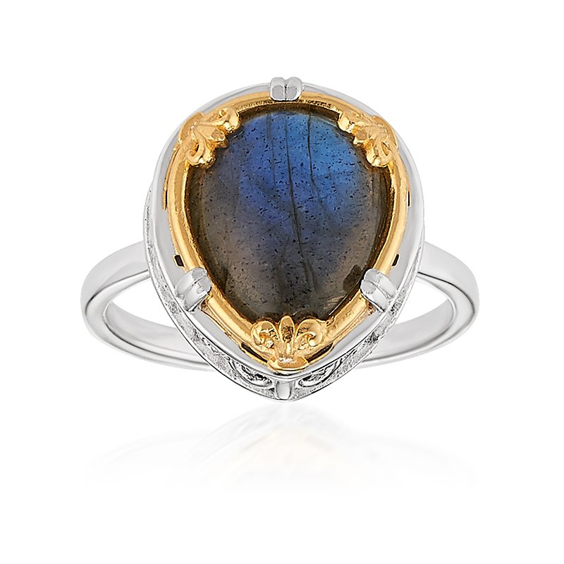 Anatoli Jewelry Labradorite Ring