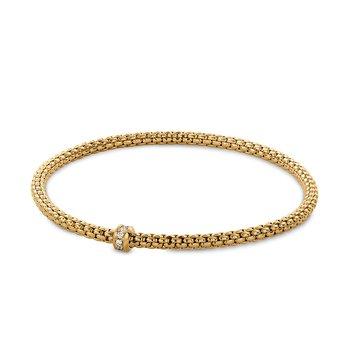 Diamond Beaded Bracelet