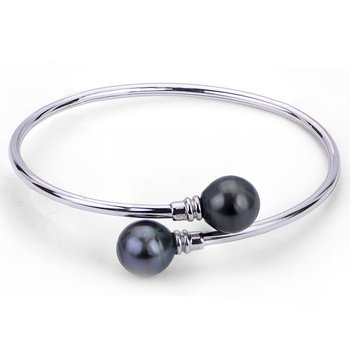 Tahitian Pearl Bypass Cuff