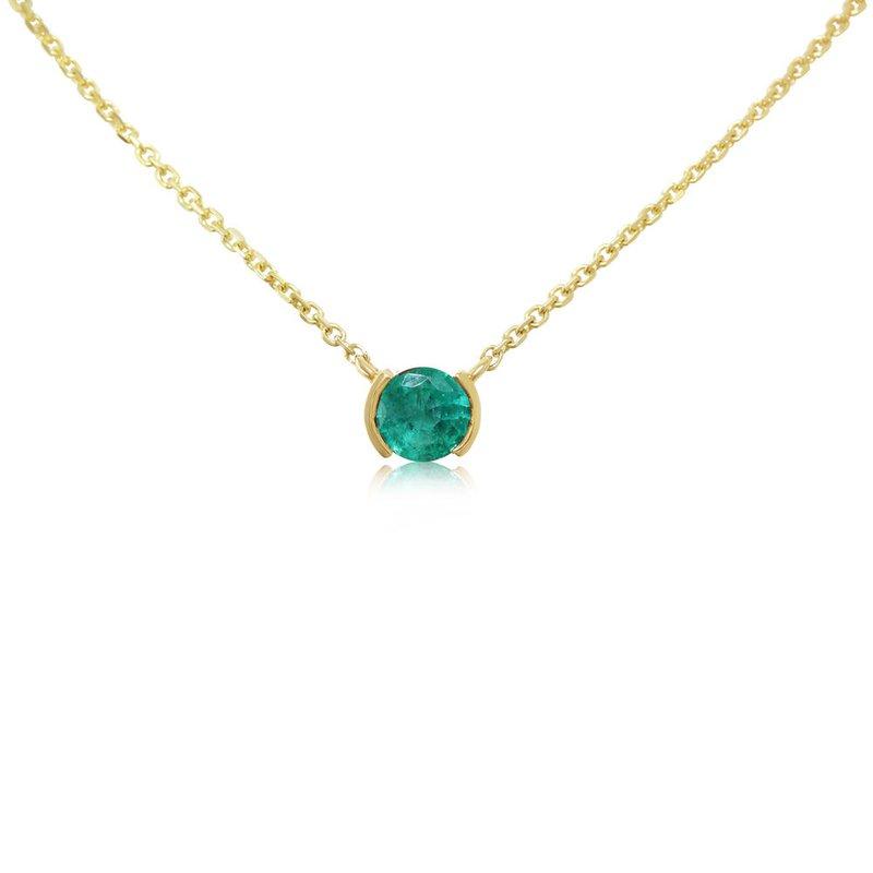 Parlé Emerald Necklace