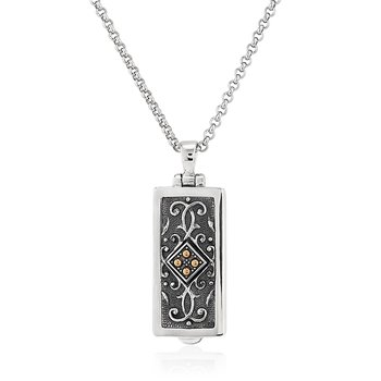 Rectangular Locket