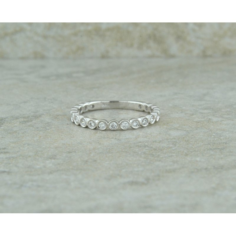 B&C Collections Stackable Diamond Band