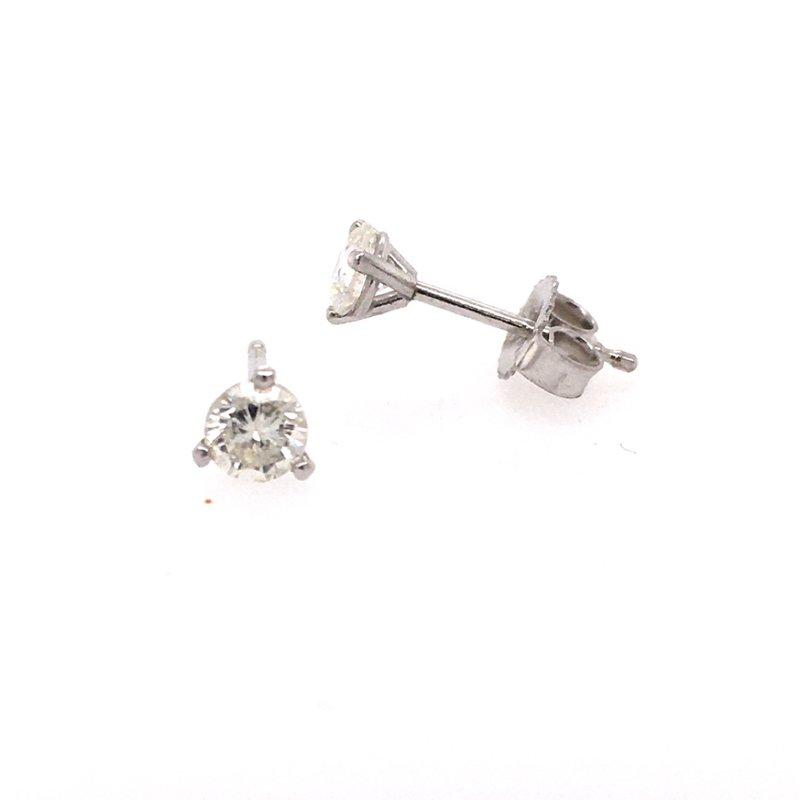 B&C Creations Diamond Studs
