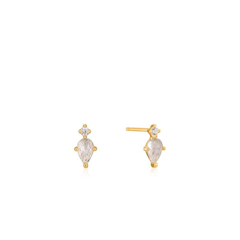 Ania Haie Midnight Stud Earrings