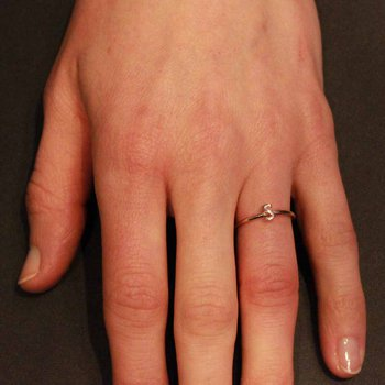 """Initial Ring with letter """"s"""""""