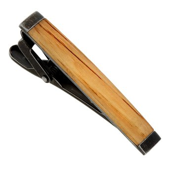 Bourbon Barrel Wood Tie Bar