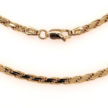 "18"" Flat Rope Chain"
