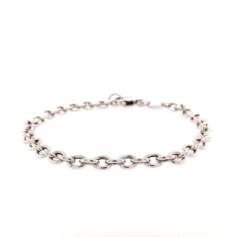 BRIAN'S VAULT Fancy Link Bracelet