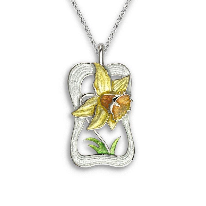 Nicole Barr Designs IN-STORE Collection Daffodil Pendant