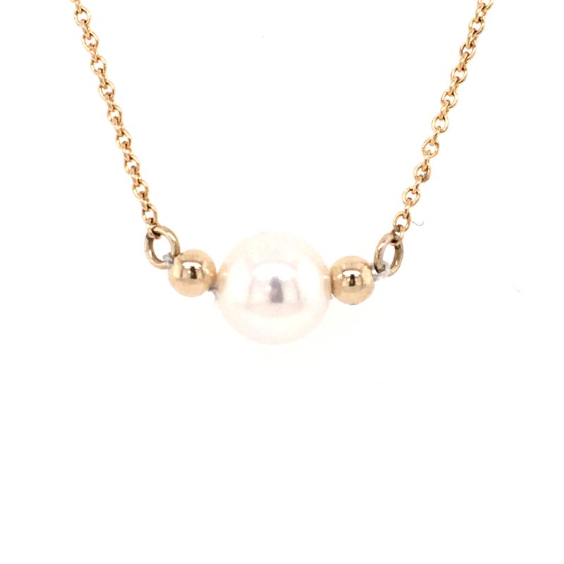 B&C Creations Add-A-Pearl Necklace