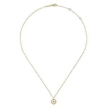 Bujukan Beaded Pearl Necklace