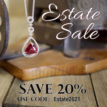 Estate 20% Off Sale!
