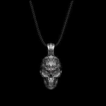 Renegade Skull Pendant
