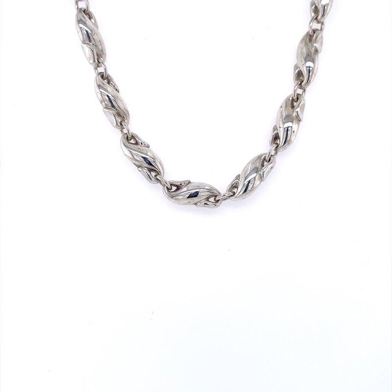 B&C Estate Collection Tiffany & Co Peretti Sea Horse Necklace