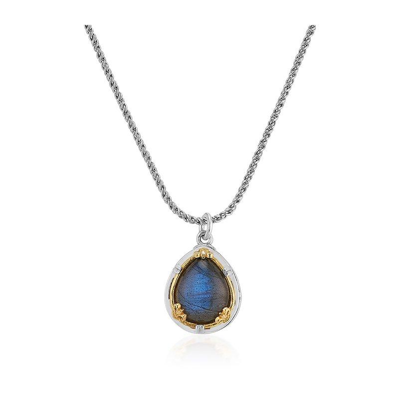 Anatoli Jewelry Labradorite Pendant