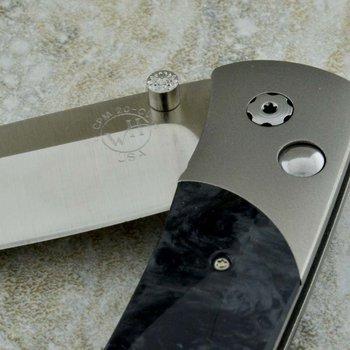 Titanium Folding Knife