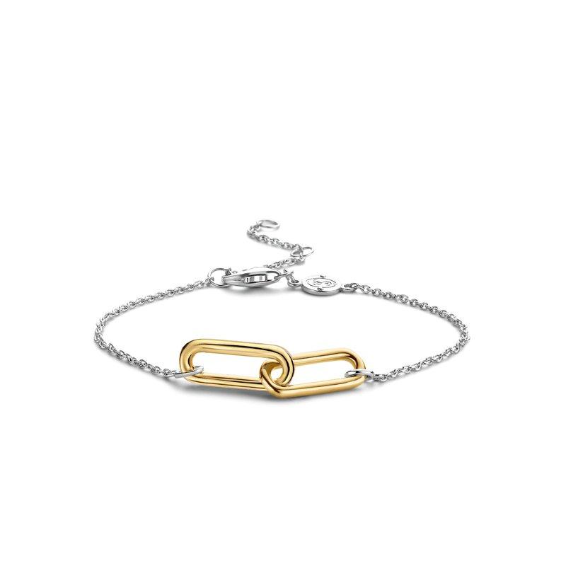 Ti Sento Double Link Chain Bracelet