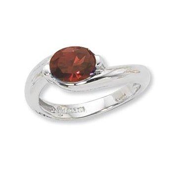 Garnet Fashion Ring